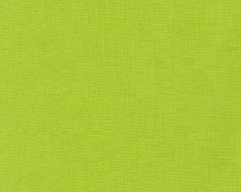 CHARTREUSE Fabric by Robert Kaufman, Lime, Lime Cotton Fabric, Lime Green Fabric