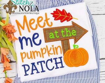Pumpkin Patch Shirt and Short Set, Boys Pumpkin Patch Outfit, Fall Outfit
