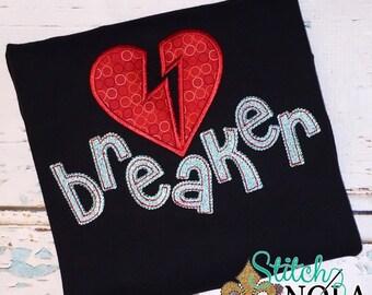 Heart Breaker Shirt, Bodysuit, Romper, or Gown