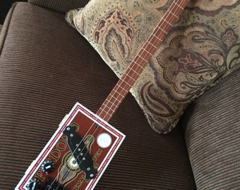 Cigar box guitar Electric