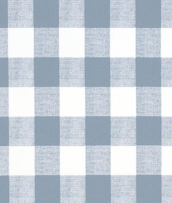 Stars 100/% Cotton Fabric Denim Type White on Mid Grey Chambray