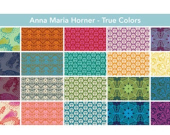 Anna Maria Horner True Colors Jelly Roll