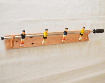 Coat Rack (Foosball Handle)