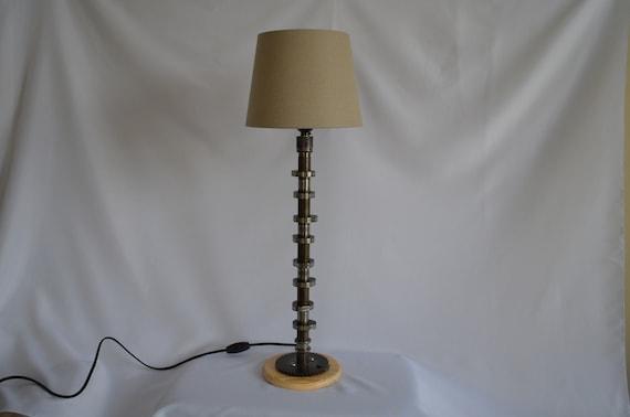 Lampada Da Tavolo Albero A Camme Del Motore Etsy