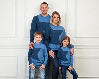 fa4beb65750e8 Family sweaters | Etsy