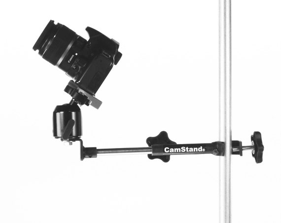 CamStand ® 9 XHD - Desktop Camera Stand