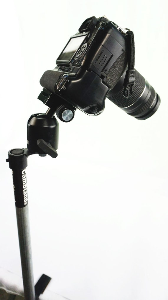 Camstand® ProClamp Desktop Photography Without A Tripod!