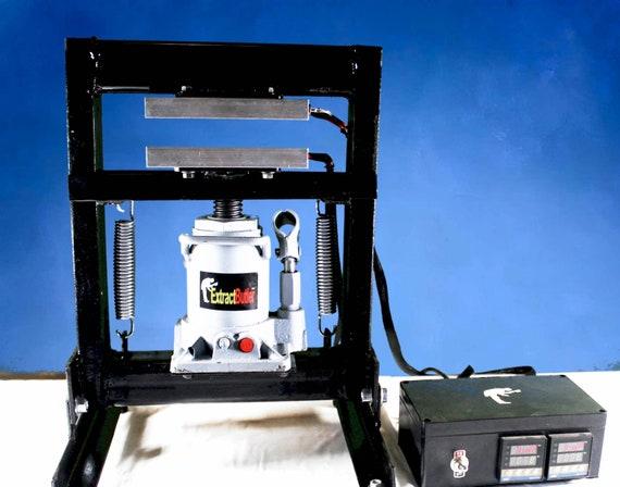 Extract Butler 12 Ton Mighty-Mite Heat Press  / Rosin Press