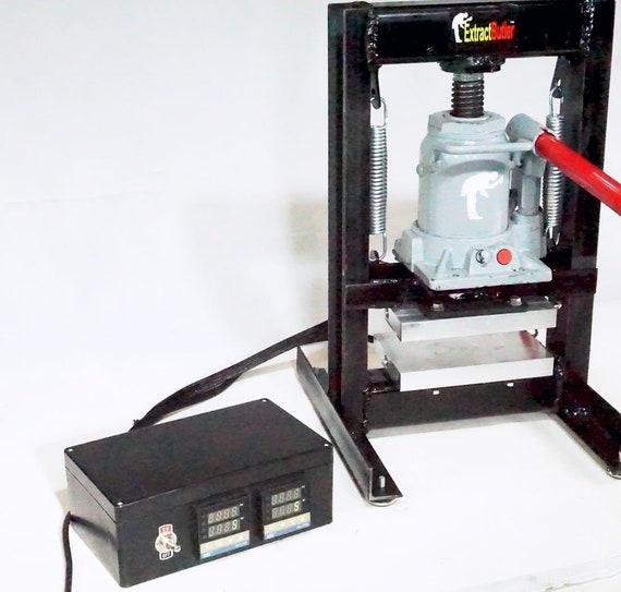 Extract Butler 12 Ton Mighty-Mite Pro Heat Press  / Rosin Press