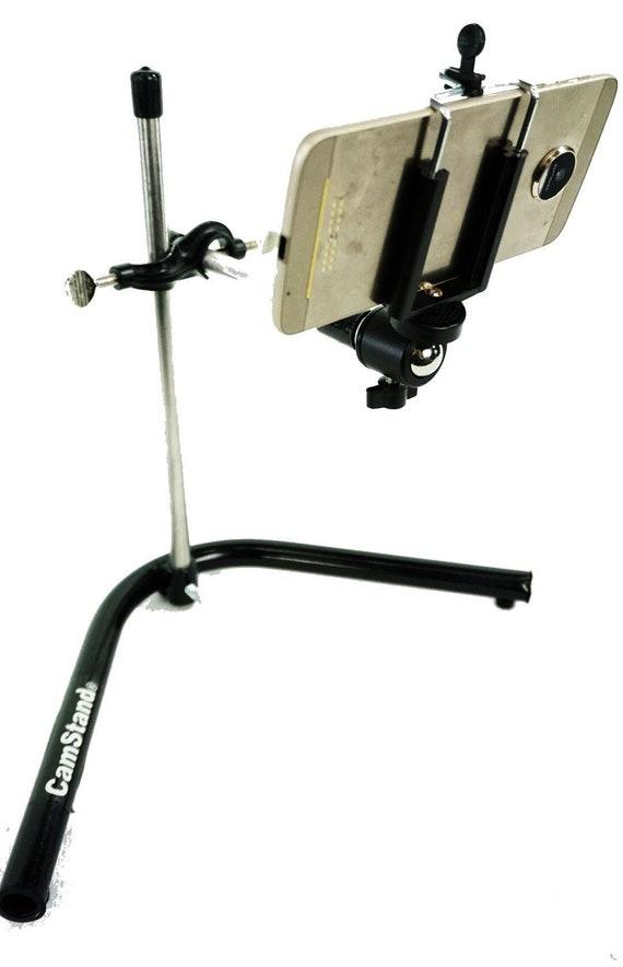 CamStand® Mini 2 - Smartphone Desktop Camera Mount, Scanner Copier, Tripod