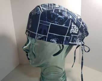 Men/'s Color Star Wars Scrub Hat One size fits most
