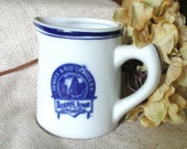 Denver Rio Grande R.R. Cream or Syrup Pitcher Vintage quot Scenic Line of the World quot