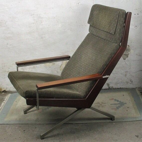 Marvelous Iconic Rob Parry Lotus 2 Lounge Chair Dutch Design Gelderland Easy Chair 60S Pdpeps Interior Chair Design Pdpepsorg