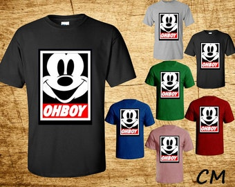 d6a94e48 Oh Boy Funny Inspired Obey