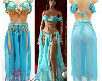 Jasmine Princess Costume Egyptian Princess Costume Princess Costume Jasmine Costume Sexy Women Costume Sexy Princess Costume & Jasmine costume | Etsy