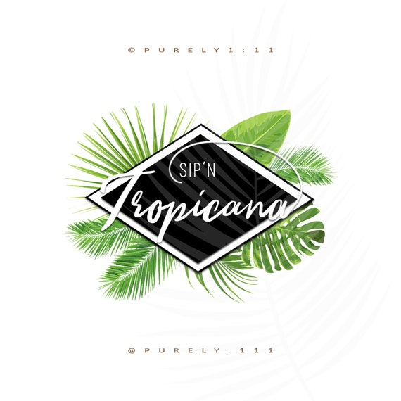 Retro Modern Tropical Palm Tree Leaves Playful Logo Boutique Etsy See more ideas about leaf logo, tropical, plant logos. retro modern tropical palm tree leaves playful logo boutique logo photography watermark logo pre made logos design handmade small business