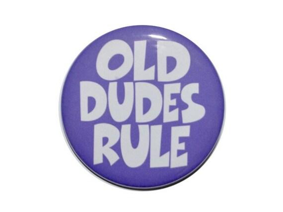 Oude Dudes Heersen Oude Man Verjaardag Over De Heuvel Etsy