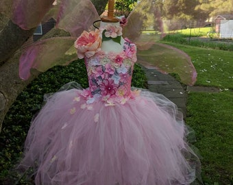 93ce04a40f5 Ethereal Gaia Fairy costume dress