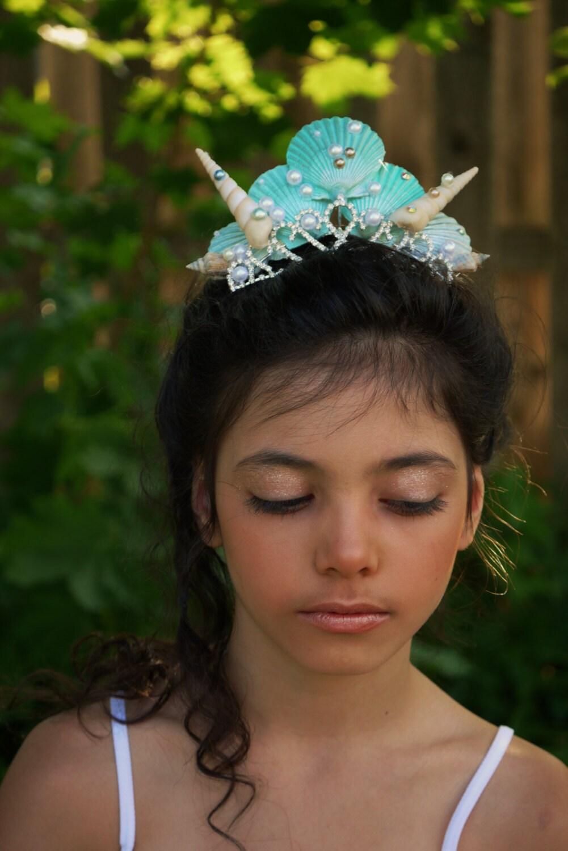 Knitted Handmade Crown Hair Accessories Photo Props Tiara Headwear Headband
