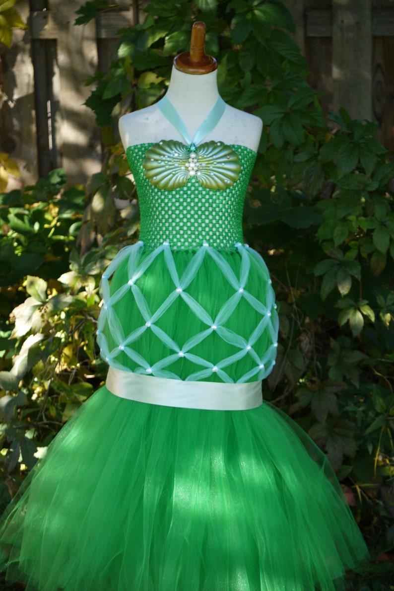 3d1309fbd855d Mermaid costume dress mermaid princess Tutu dress mermaid | Etsy