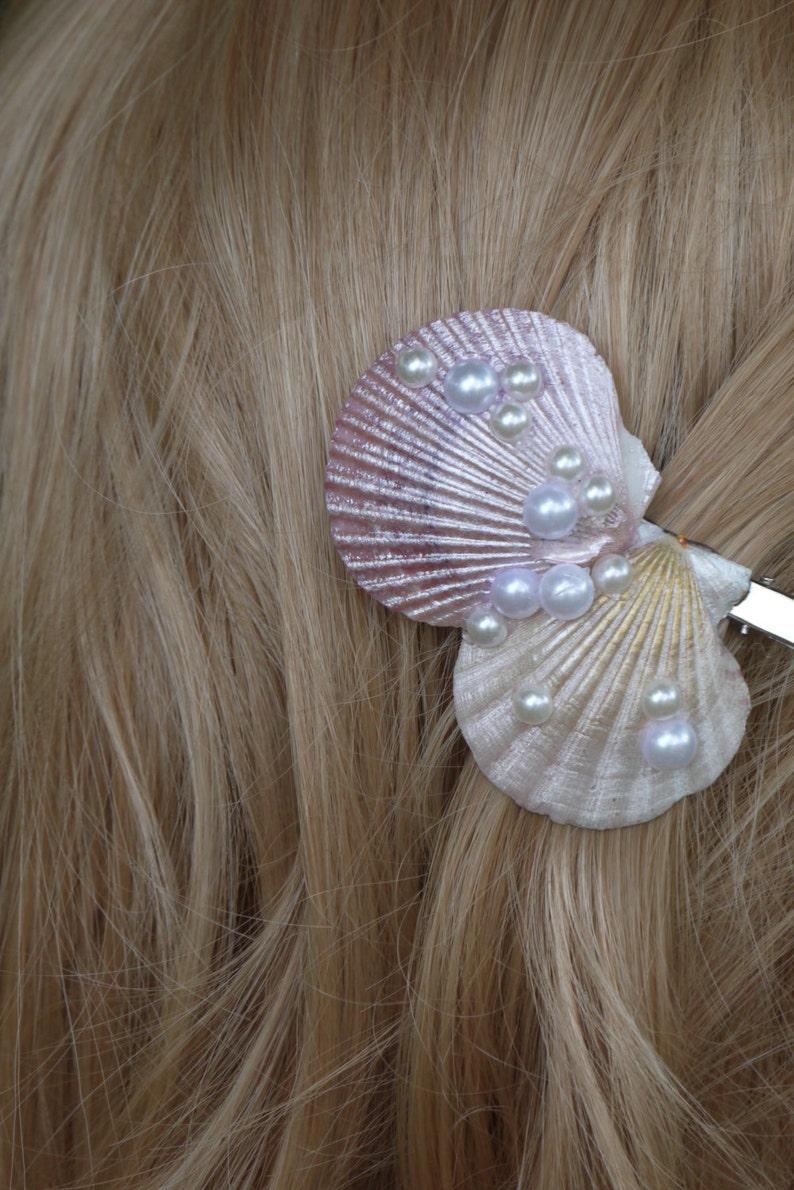 Nacre De À Fleur Cheveux PinceEtsy Barrette Coquillage xdWEBerCoQ