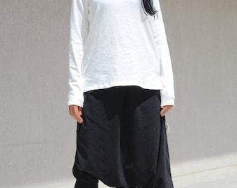 hippie pants, hippies pants, baggy pants, boho yoga pants, loose boho pants, loose womens pants, loose pants, casual loose pants, plus size