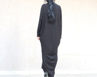 Abaya Dubai Long Dress, Black Cotton Abaya, Long Sleeve Abaya, Fashion Maternity, Maternity Pattern, Maternity Fashion, Cute Maternity Cozy
