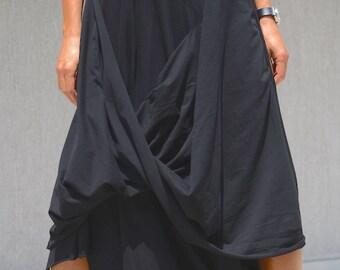KAFTAN MAXI DRESS - Stylish Dress - Asymmetric Dress - Plus Size Maxi Urban Style Dress - Summer Luxury Clothing - Cute Girl Dress Gift