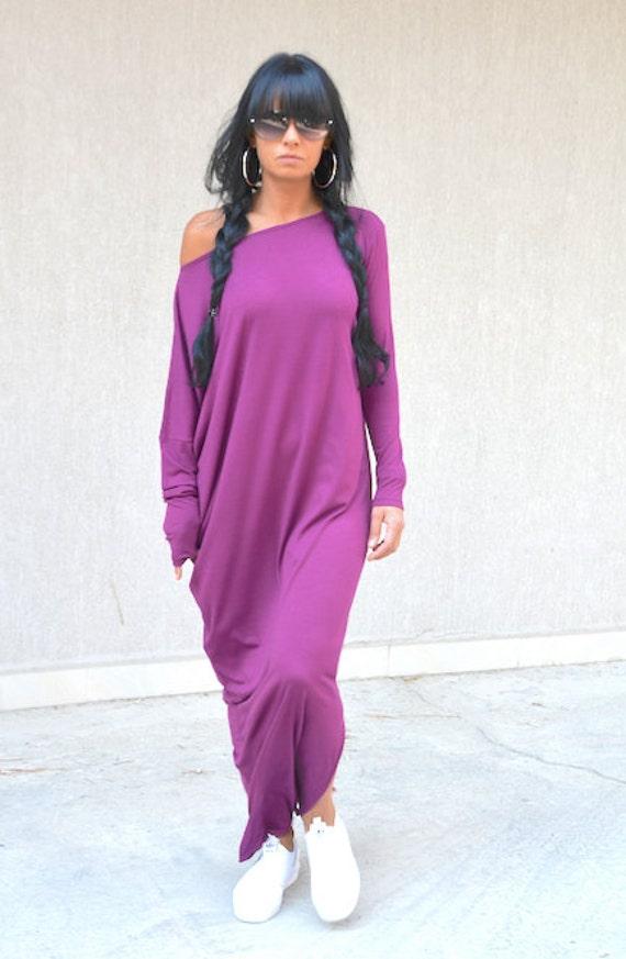 Asymmetric Kaftan Plus Size Kaftan Loose Dress Women Etsy