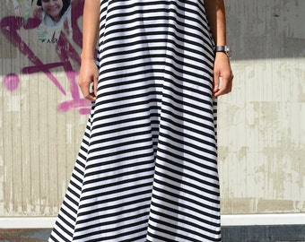 Aesthetic Long Cotton Dress, loose Fit Summer Kaftan, Plus Size Maternity Dress, Maternity Fashion, Summer Maternity, Cute Maternity Fashion