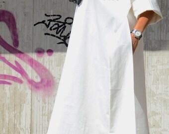 Plus Size Raglan Sleeves Beige Kimono, Knee Length Cream Boho Kimono, Loose Maternity Kimono, Loose Fitting Kimono Cover Up,Oversize Kimono