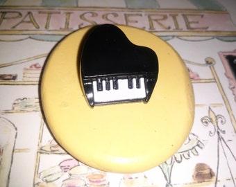 Grand Piano Flexible Silicone Mold