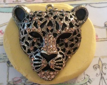Large Tiger Flexible Silicone Mold