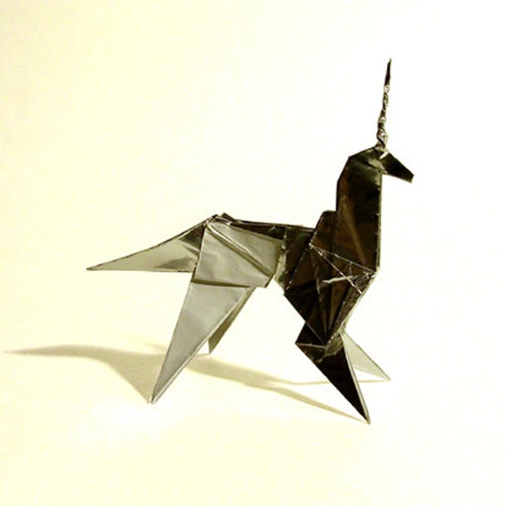 Blade Runner Origami Unicorn Prop 21 Scale Etsy