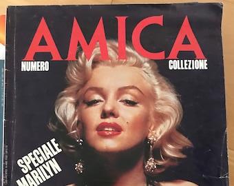 Italian Magazine Amica, Special Edition, 2nd June 1982, Marilyn Monroe
