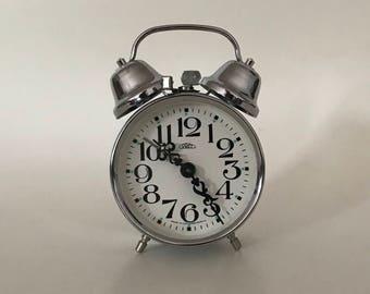 TWO bell clock stabilisers brass wall clocks vienna stabiliser parts clock