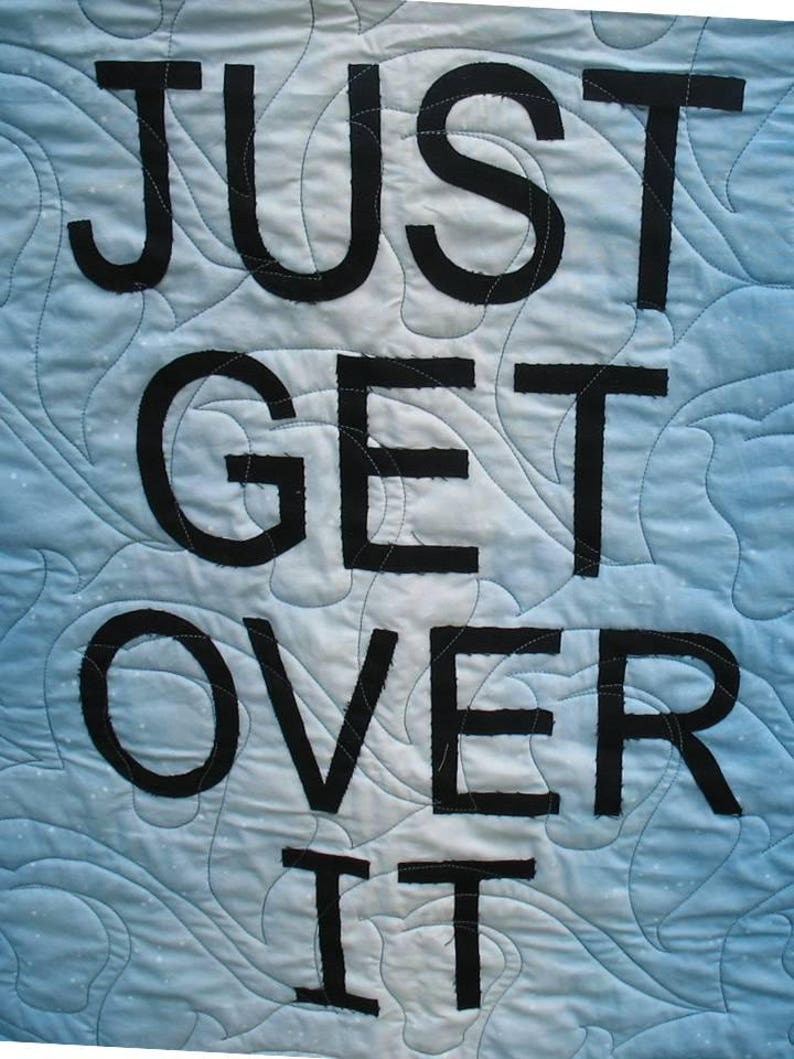 Dressage Jumping Great Southwest Equestrian Center Just Get Over It Lap Quilt Equestrian Horse Lover Steeplechase Horse Show