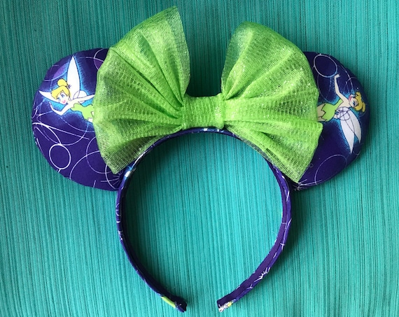 PRICE DROP - Tinkerbell Minnie Mouse Ears