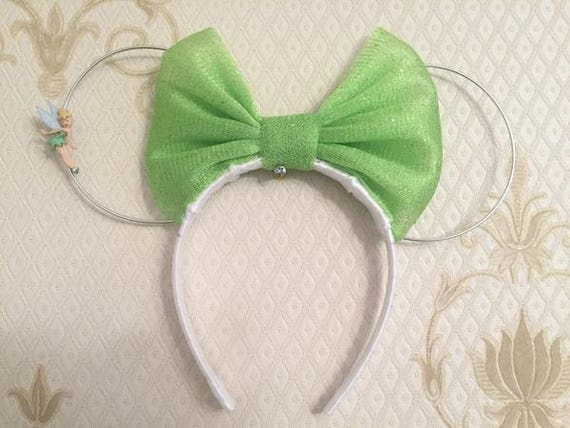 Tinkerbell Big Bow Wire Ears
