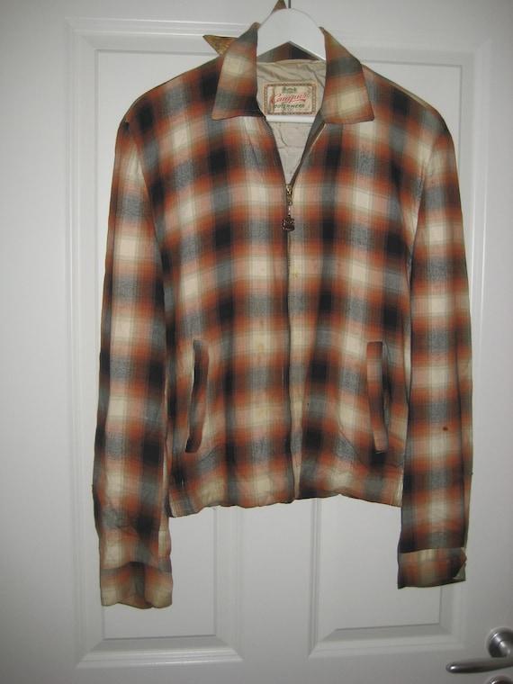 Rockabilly Campus Jacket
