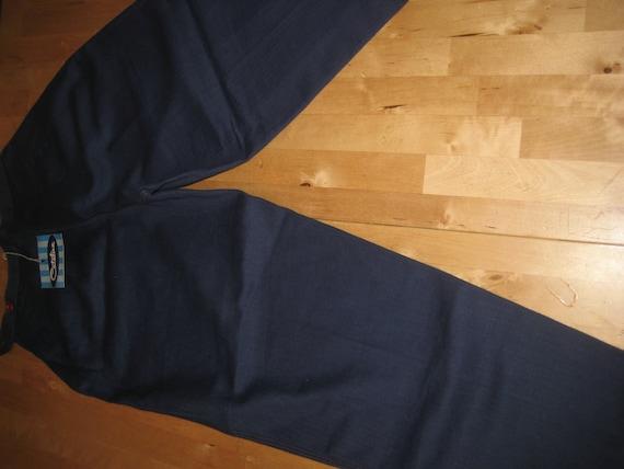 1950s Capri Pants / Dead Stock