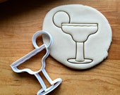 Margarita with Lime Cookie Cutter Multi-Size Dishwasher Safe Available