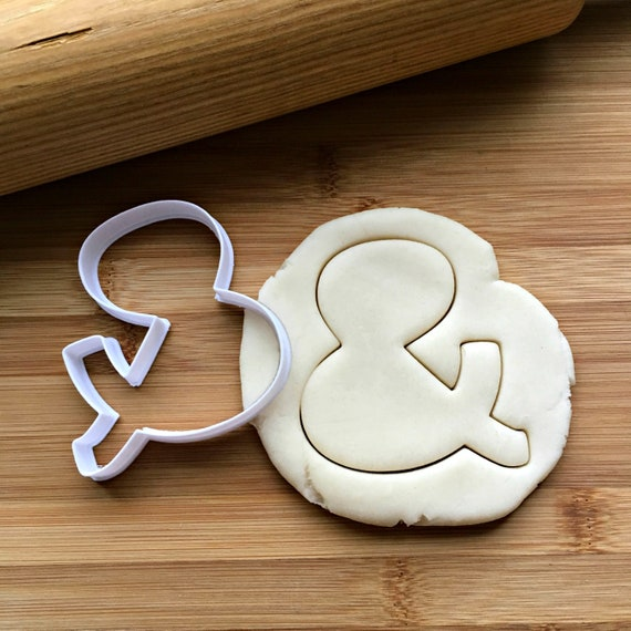 Ampersand Symbol Cookie Cuttermulti Sizedishwasher Safe Etsy