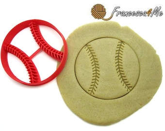 Baseball Cookie Cutter/Multi-Sizes