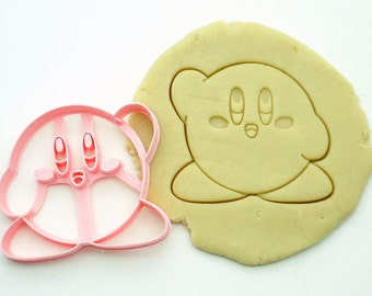 Kirby Cookie Cutter/Multi-Size