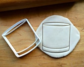 Tumbler Glass Cookie Cutter Multi-Size Dishwasher Safe Available