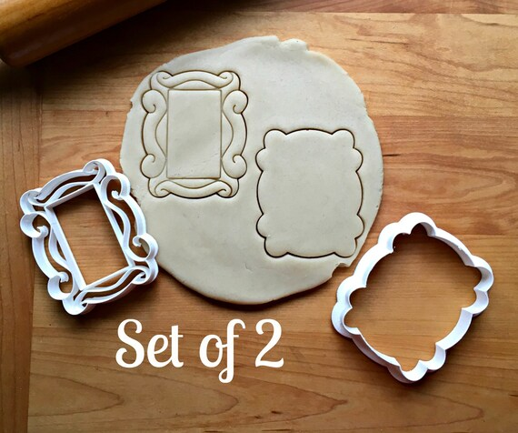 3 Sizes Frame 1 Cookie Cutter