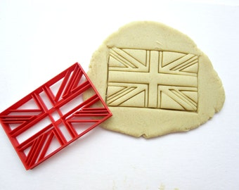 Union Jack Cookie Cutter/Multi-Size