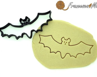 Bat Cookie Cutter/Multi-Size/Dishwasher Safe Available