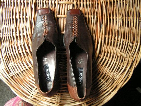Gabor vintage shoes | Etsy